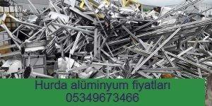 hurda aluminyum Fiyatları